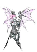 Nippon Witchblade by Humanis