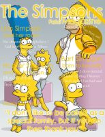 Simpsons Fake Magazine 2 by Cliffto