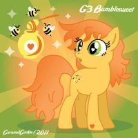 G3 Bumblesweet by CaramelCookie