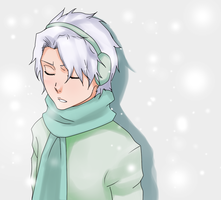 Toshiro by LittleChappy