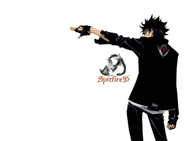 Air Gear Render Minami Ikki by Spitfire95