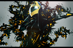 Celty Wallpaper [Durarara] by AnthonyGC