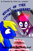 Birthday Poster: Pony Joe by Shiki01