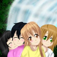 Deep in the Rain Forest by RyokoZchan
