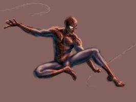spiderman by anthonysarts
