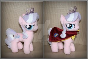 Diamond Tiara - My Little Pony by Lavim