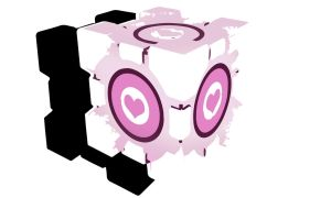 The Weighted Companion Cube by Veox1