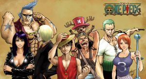 One piece fan art by Veus-T