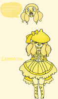 AT Adoptable CLOSED: Lemonlita by Ask-MusicPrincess3rd