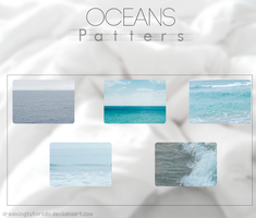 Oceans Patterns by DreamingTutorials