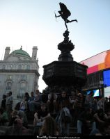 Picadilly Circus by since91