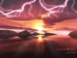 ZenMountain 03 by ksuyen