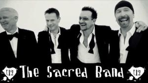 U2 The Sacred Band by hija-de-luna
