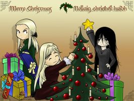 Merry Potter, sorry Christmas by Cannira