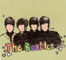 All You Need Is Beatles by kitten9000