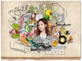 Seohyun HappyBirthday by MF1993