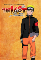 Naruto Adult Design (The Last: Naruto the Movie) by theothersophie