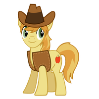 Braeburn Vector by Myythic