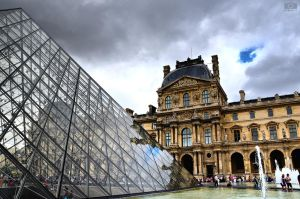 Musee du Louvre by Tars1s