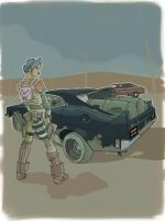 Mad max girl by kartinka75