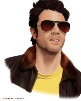 Johnny Knoxville by ChickenChasser