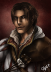 Ezio Auditore da Firenze by HanzuKing