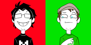 mark and jack icons by unifiedheroes