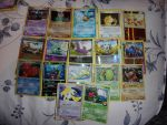 shiny cards  for trade by teazuko