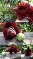 Nelarth - Poseable Fantasy Creature - SOLD by SonsationalCreations
