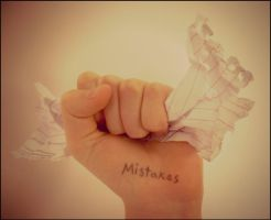Mistakes and Frustrations by katieqatar