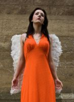 Vintage angel stock 13 by Random-Acts-Stock