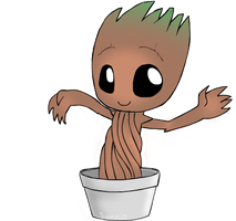Groot by sonnio