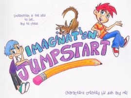 Imagination Jumpstart Logo 1 by KicsterAsh