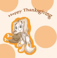 Happy Thanksgiving 2010 by Ghost-Peacock