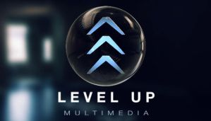 Level Up Multi-Media Business Card (Front) by Marczsewski