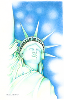 Miss Liberty by RicArtt
