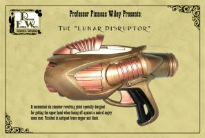 The Lunar Disruptor by davincisghost