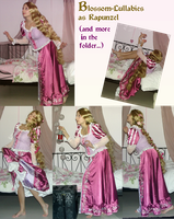Rapunzel stock pack - COMPLETE (more inside) by Blossom-Lullabies