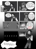 Haunted by CardboardFriend: After the Crash- pg 23 by CreativeAnonymous