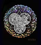 Cymatic Geometric Odyssey by Sozra