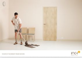 Floor Mop by sharadhaksar