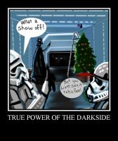 The True Power of the Darkside by DarthMater