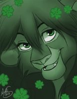 Mine Irish Eyes Are Smiling by Miss-Melis