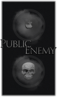 Public Enemy Wallpaper by turnpaper