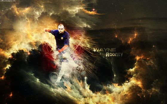 Rooney Wallpaper by mg91