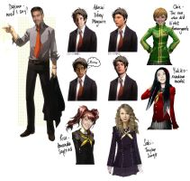 if P4 was real by french-teapot