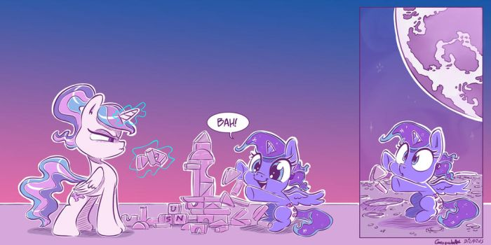 Time out by Dilarus