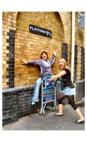 Platform 9 and 3 quarters by Surf-Chick