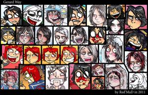 A lot of Gerard by dragon-flies