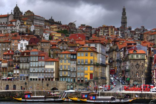 The Old Porto by fcarmo-photography